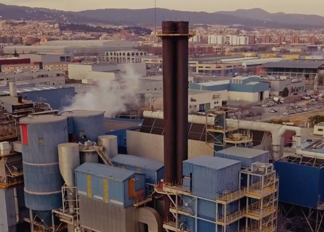Centre de valorització energètica del Centre de Residus del Maresme